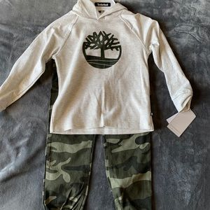 BNWT Kids Timberland outfit
